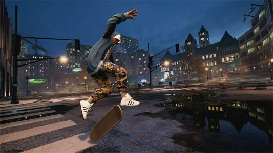 Tony Hawk's Pro Skater 1 + 2 Coming To PS5, Xbox Series X, And Nintendo Switch This Year