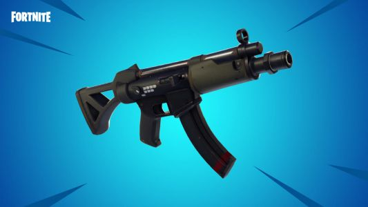 Fortnite SMG Update Releases; Full Patch Notes Detail What's New