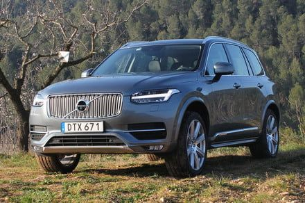By 2021, you could be sleeping behind the wheel of an autonomous Volvo XC90