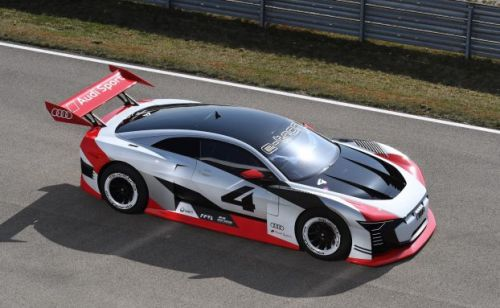 This 815hp Audi EV is literally Gran Turismo made real