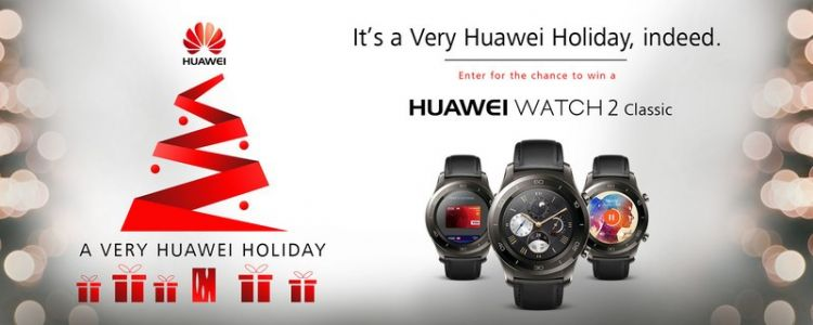 Huawei Watch 2 Classic giveaway! Enter for a chance to win at Android Central!