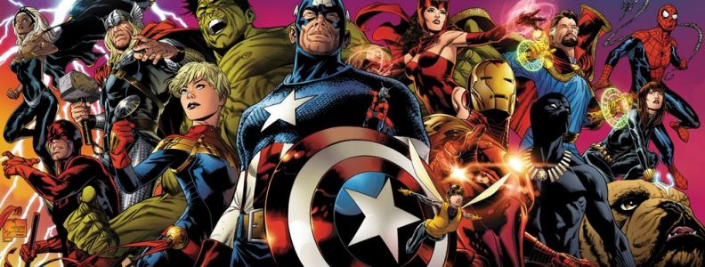 THE HISTORY OF THE MARVEL UNIVERSE to Retell Everything in the Marvel Universe in 6 Issues