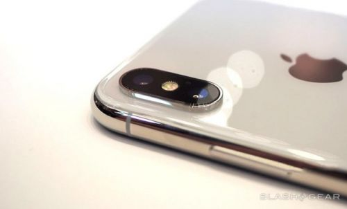 Another iPhone X in the wild caught on video