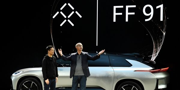 Flush with new cash, embattled electric-car startup Faraday Future hopes to turn the page on a rough 2 years