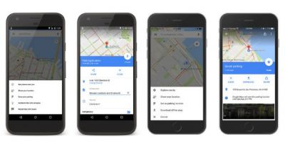 Google Map's parking reminder feature is now rolling out