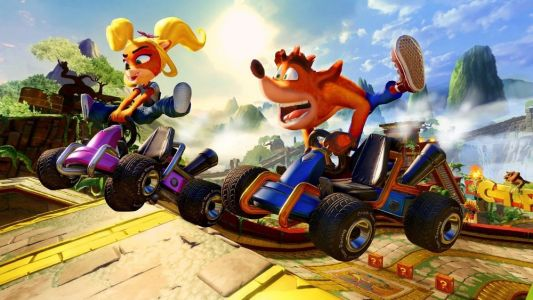 CRASH TEAM RACING NITRO-FUELED is Fun When You Actually Get to Play