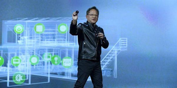 Nvidia jumps after announcing its next generation of GeForce graphics cards