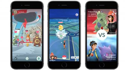 Pokemon Go Update Will Change Gyms, Add Raid Battles