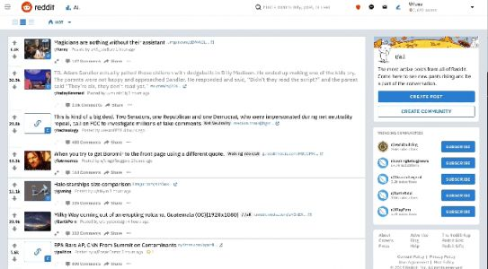 Reddit adds a desktop night mode as it continues rolling out major redesign