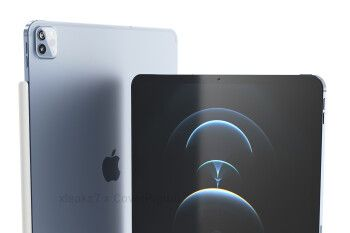 Leaked iPad Pro (2021) renders hint at familiar design, 5G on 12.9-inch model