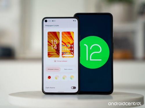 Android 12 kills font and icon shape options in Material You theming menus