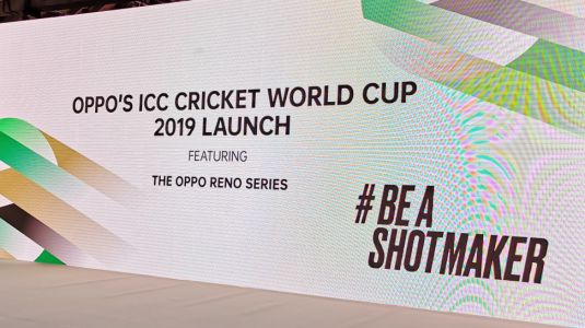 Oppo signs up Cricket World Cup partnership