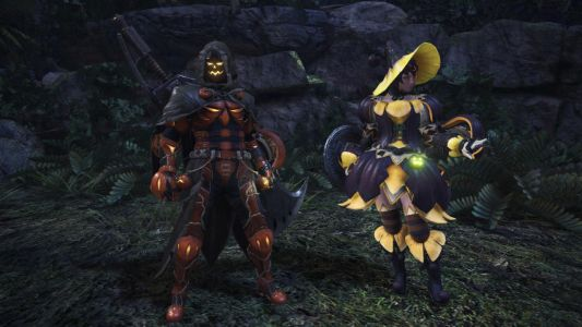Monster Hunter World's Halloween Event Now Live On PS4 And Xbox One