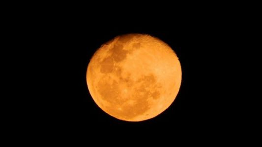 A Gorgeous 'Strawberry Moon' Will Be Visible in the Sky on June 17