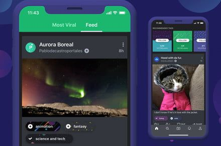Imgur adds looping GIF feature, new iOS news feed before big desktop redesign