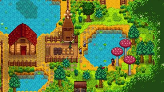 Stardew Valley multiplayer update hits Nintendo Switch this week