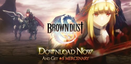 The global release for fantasy RPG Brown Dust has arrived