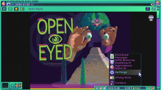 Have You Played. Hypnospace Outlaw?