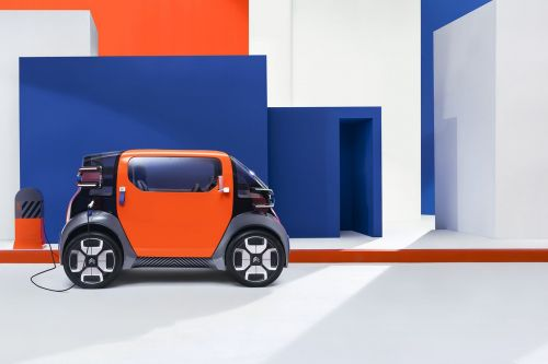 Citroën's tiny EV concept will be the ugly duckling at the 2019 Geneva Motor Show