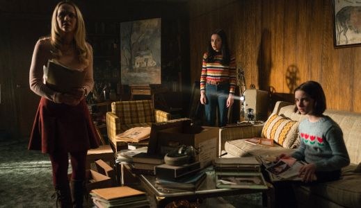 Annabelle Comes Home Review: Night At The Conjuring Museum
