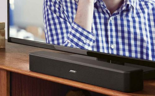 Did you know that Bose makes a sound bar you can actually afford?
