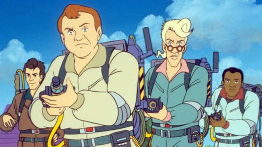 22 Movie-Based Cartoons: Ghostbusters, Back To The Future, And More