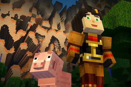 Report: Telltale Games Coming To Netfix, Minecraft First