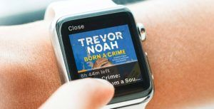 Audible now available on Apple Watch