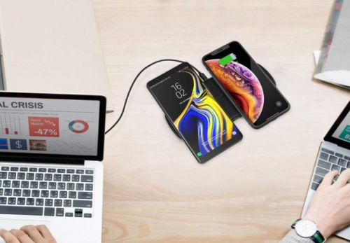 Apple's AirPower will forever be vaporware, so get this multi-device wireless charger for $30