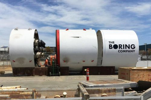 Elon Musk's Boring Co. to bid on Chicago airport transit link