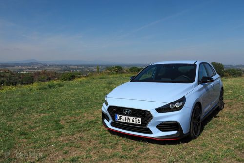 Hyundai i30 N review: A surprise hot hatch star is born