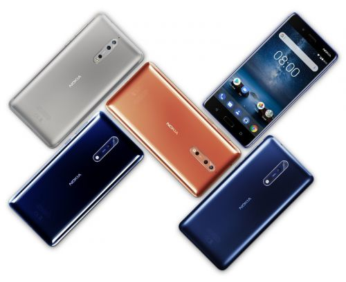 Nokia 8 gets Android 8.1 Oreo beta