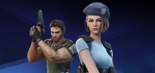 Resident Evil Is Now A Part Of Fortnite