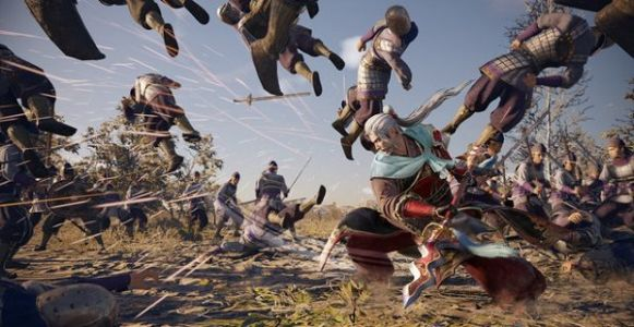 Don your ancient armor - Dynasty Warriors 9 is out now