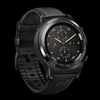 Huawei's Porsche Design Smartwatch is now available in Europe