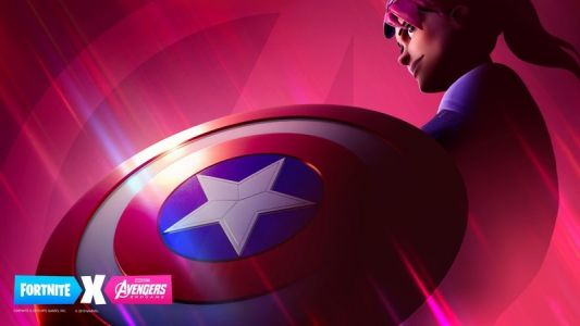 Get ready to wield Captain America's Shield in Fortnite x Avengers Crossove