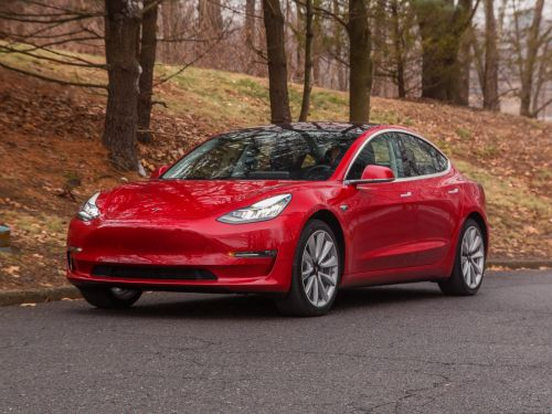 Elon Musk said the $35,000 Model 3 could be ready to ship by the end of this year - but Tesla's website says that won't happen
