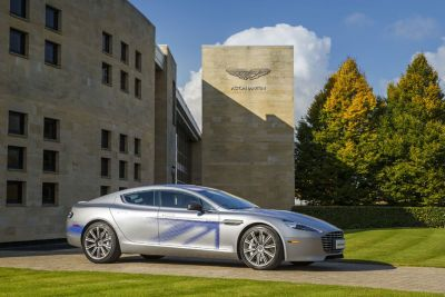 Aston Martin's electric sports car becomes even more elusive, thanks to cash-strapped LeEco