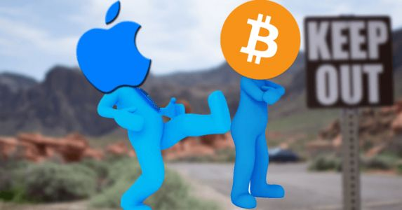 Apple bans cryptocurrency mining on the iPhone and iPad