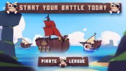 Destroy enemy ships in Pirate League! soft launched on iOS in the Netherlands, Canada, and Denmark