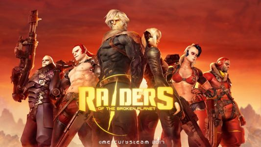 Raiders Of The Broken Planet Free To Download For 48 Hours