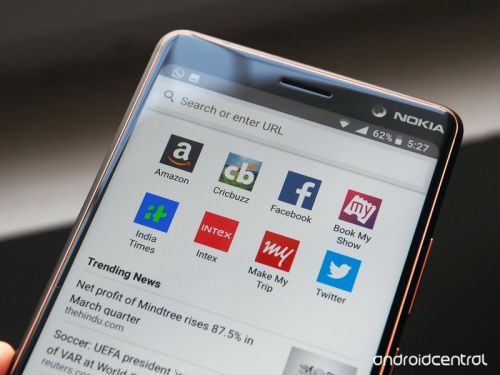Amazon made a lightweight browser for India, and it's fantastic