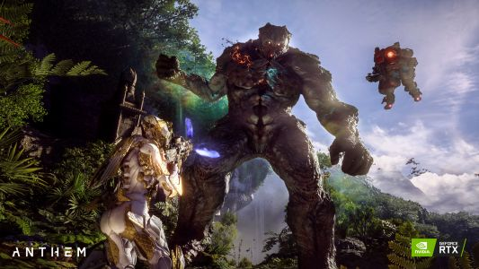 RIP Anthem: BioWare says it will finally abandon its ambitious Destiny rival