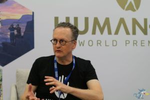 Gamescom 2019 - Interview Humankind