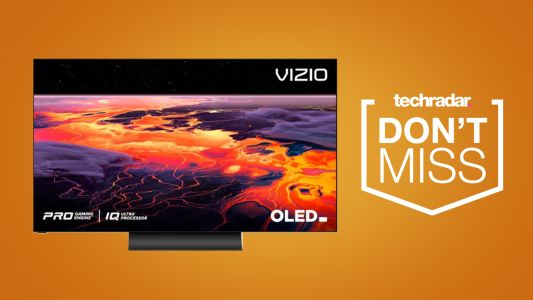 Hurry - this 55-inch Vizio OLED TV drops to $999 in early Black Friday deal