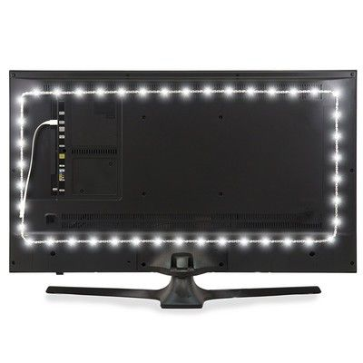 Add some illumination with Luminoodle LED bias lighting as low as $7 today