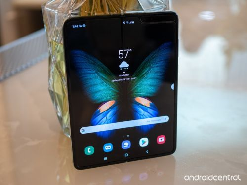 Samsung has delayed the Galaxy Fold's launch events in China