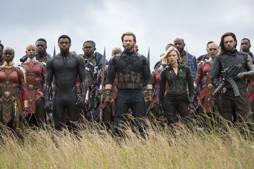 AVENGERS: INFINITY WAR Is Not Only The Best Avengers Movie, It's One Of The MCU's Finest - One Minute Movie Review