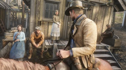 Red Dead Redemption 2 Screenshots Show Off The Beautiful Open World