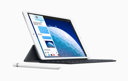 Apple launches new iPad Air and iPad mini